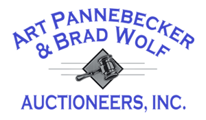 Art Pannebecker & Brad Wolf Auctioneers