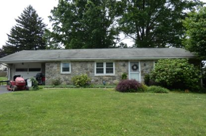 Real Estate E Cocalico Twp 3bed 1bath Rancher On 0 45