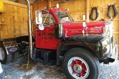 1960 B-61 MACK TRUCK; 1923 FORD T BUCKET; CAT 955L LOADER; 1990 CORVETTES; FORD 8N TRACTOR; 30+ GUNS; TOOLS & MUCH MORE!