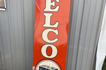 ANTIQUE CARS, EARLY SIGNS, TOOLS AND RELATED ITEMS